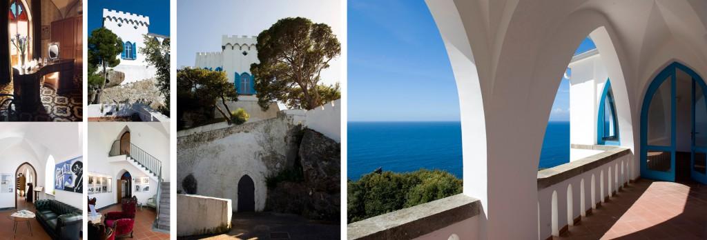 Italie, Italy, Ischia, eiland, villa la colombaia, fotografie en tekst, reisfoto's, stockfoto's Italie
