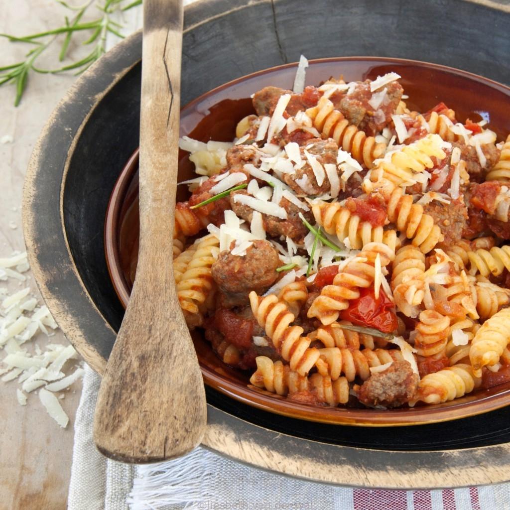 De familie Martelli, ambachtelijke pastamakers sinds 1926, pasta, gerecht, Italie, eten, recepten, culinair